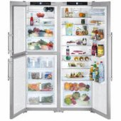 Liebherr Sbses 7353 Premium 667 Litre A++ Enerji Nofrost Biofresh Gardrop Tipi Buzdolabı
