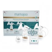 Mamajoo Elektronik Usb Çiftli Göğüs Pompası (Hastane Tipi Vakum