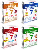 Arı Yayınları 7. Sınıf Akıllı Defter Serisi