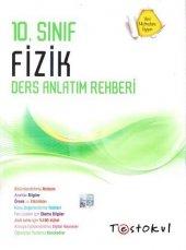 Test Okul Yayınları 10. Sınıf Fizik Ders Anlatım Rehberi