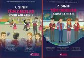 Esen Yayınları 7.sınıf Tüm Dersler Kazandıran Set