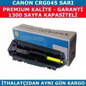Canon Crg 045 Sarı Muadil Toner 1.300 Sayfa