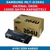 Orjinal Samsung Mlt D204u Sl M4025 Siyah Toner 15.000 Sayfa