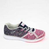 Jump 15182 A Navy Pink Spor Ayakkabı