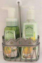 Bath & Body Works Sweetshop Fresh Honeydew Lemonade El Bakım Seti