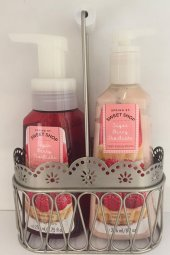 Bath & Body Works Sweet Shop Sugar Berry Shortcake El Bakım Seti