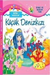 Küçük Denizkızı Sesli Kitaplar Parıltı Yayınları