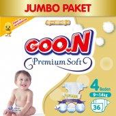 Goon Premium No 4 Bebek Bezi Jumbo 36 Ad
