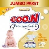 Goon Premium No 3 Bebek Bezi Jumbo 42 Ad