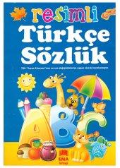 Resimli Türkçe Sözlük Cep Karton Emakitap
