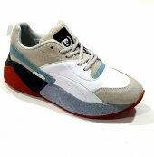 Pierre Cardin 10045 Ortopedik Bayan Spor Ayakkabısı