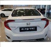 Honda Cıvıc 2016 2018 Fc5 Turbo Spoiler Beyaz