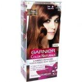 Garnıer Çarpıcı Renkler Krem Saç Boyası 5.35 Tarçın Kahve
