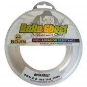 Bojin Ghost Fluorocarbon Misina 100 Mt 0.25 Mm