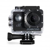 Soocoo C30 Wifi 4k Aksiyon Kamera 20mp Gyro