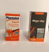 Ametis Megaxday 30 Tablet + Pharmaton 30 Kapsül
