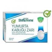 Aksuvital Shiffa Home Yumurta Kabuğu Zarı 620 Mg 30 Kapsül