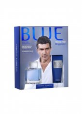 Antonio Banderas Blue Seduction For Men Edt 100 Ml Seti