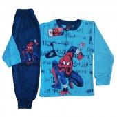 Dobakids Örümcek Adam Erkek Çocuk Pijama Takımı 4 10 Yaş