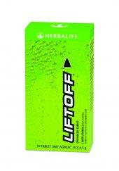 Herbalife Liftoff Efervesan İçecek Limonlu
