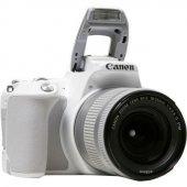 Canon Eos 200d 18 55mm Is Stm Fotoğraf Makinesi (Beyaz) (Canon Eu