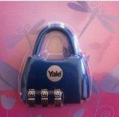 Yale Moda Düşleri Şifreli Asma Kilit