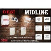 Desi Alarm Desi Midline Plus + 1 Rf Pır