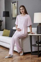 Eros Lohusa Giyim 3lü Takım Esk0218y0370pem