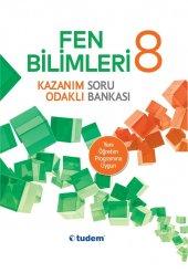 8.sınıf Fen Bilimleri Soru Bankası Tudem Yayınları