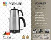Roehler Rtm2216s Elektrikli Çay Makinesi