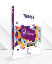 6.sınıf Türkçe Soru Bankası Karekök Yayınları