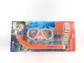 Maske Snorkel Set Lux Cobra 63012c