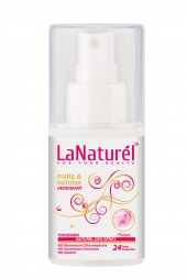 Lanaturel Deo Sprey Gül Bayan 50 Ml