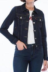 Levis Kadın Jean Ceket Lacivert 29945 0023