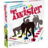 Orjinal Hasbro Twister Eğlenceli Oyun