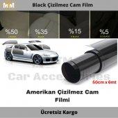 Kgn Black Çizilmez Cam Filmi 6mt
