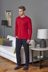 Eros Pijama Takımı Ese0218y0400kır