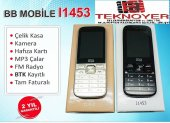 Bb Mobile 1453 Metal Kasa Kameralı Telefon