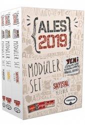 Yediiklim Yayınları 2019 Ales Sayısal Sözel Yetenek Konu Anlatıml