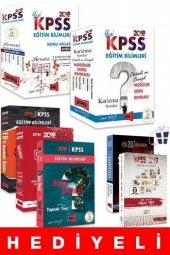 Yargı Yayınları 2018 Kpss Eğitim Bilimleri Kazandıran Full Set