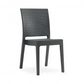 Nice Rattan Sandalye (Renk Seçenekli)