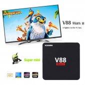 V88 Mars Iı Android Tv Box Android 6.0 2g 8g Wifi 4k Media Playe