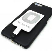 Iphone 5 5s Se 6 6s 7 7 Plus Lightning Kablosuz Şarj Alıcısı Qi