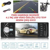 Audiomax Mx7550 Bt Usb Mıcro Sd Fm Bluetooth 4.1 Ekran Oto Teyp