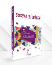 5.sınıf Sosyal Bilgiler Soru Bankası Karekök Yayınları