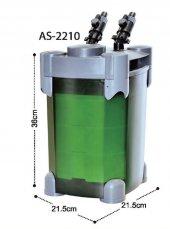 Astro As 2210 Akvaryum Dış Filtre 1000 L H