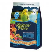 Nature Plan Ballı Meyveli Muhabbet Kuş Yemi 1 Kg (5 Adet)
