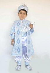 8 Parça Baklava Buz Kaftanı Sünnet Kıyafeti