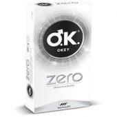 Okey Zero Prezervatif 10 Lu Paket