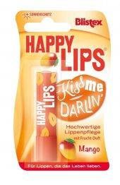 Blistex Happy Lips Mango Lip Balm 3.7 Gr